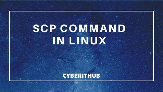 12 Best Examples of SCP Command in Linux 1