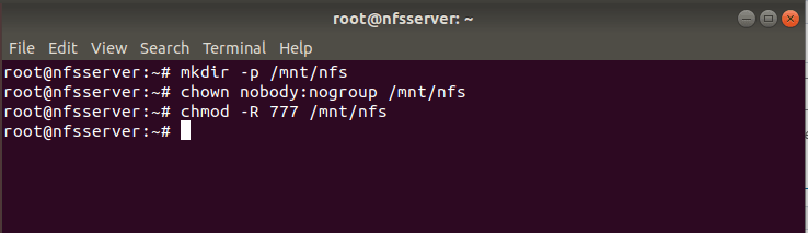 How to Install and Configure an NFS Server on Ubuntu 18.04 Using 11 Easy Steps 4
