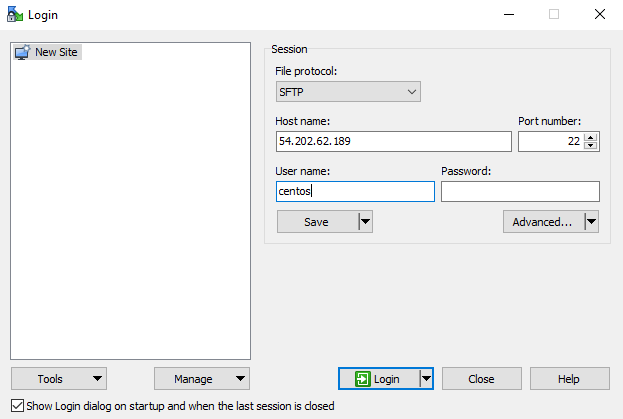 How to Transfer Files to AWS EC2 Instance Using WinSCP in 3 Easy Steps 3