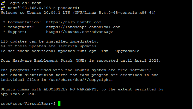 5 Easy Steps to Install Openssh-Server on Ubuntu 20.04 to Enable SSH 5