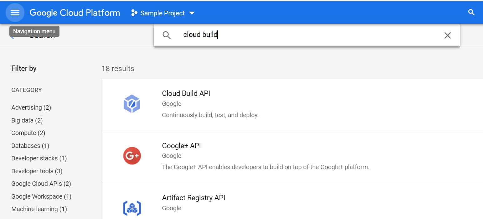How to Disable Cloud Build API in Google Cloud(GCP) Using 5 Simple Steps 3