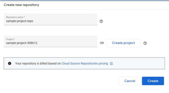 Create a Repository Using Google Source Repositories(GSR) in 5 Simple Steps 6