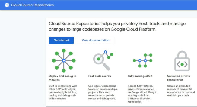Create a Repository Using Google Source Repositories(GSR) in 5 Simple Steps 3