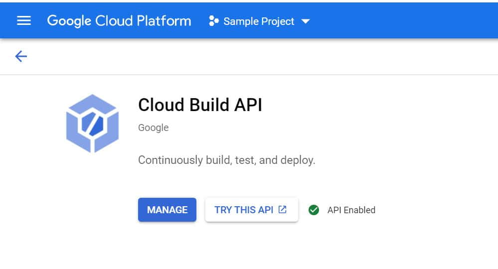 How to Disable Cloud Build API in Google Cloud(GCP) Using 5 Simple Steps 4