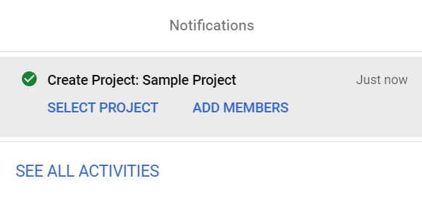 How to Create a Project in Google Cloud(GCP) in 4 Best Steps 5