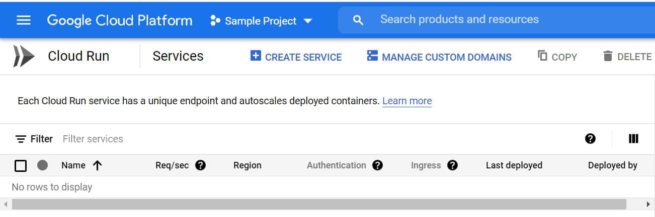 How to Create Service in Google Cloud Run Using 6 Easy Steps 2