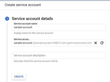 How to Add a Service Accounts Key in Google Cloud in 7 Easy Steps 4