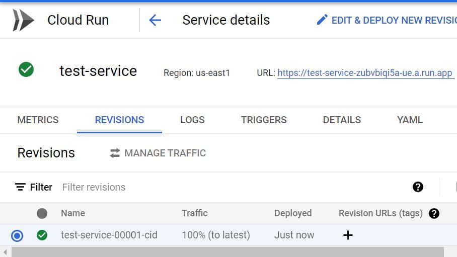 How to Create Service in Google Cloud Run Using 6 Easy Steps 8