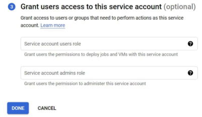 How to Add a Service Accounts Key in Google Cloud in 7 Easy Steps 6