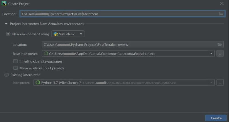 Step by Step Guide to Setup Terraform in PyCharm on Windows 10 2