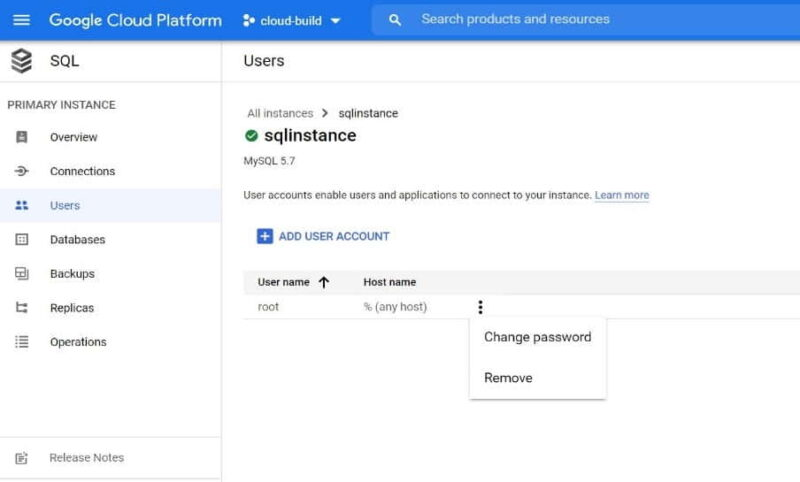 Step by Step Guide to Create a MySQL Database in Google Cloud SQL 4