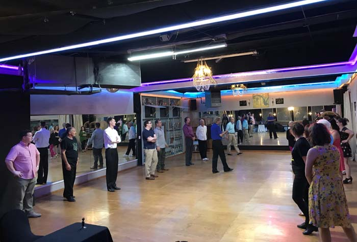 Ballroom Dance Party at Applause Dance Factory 3