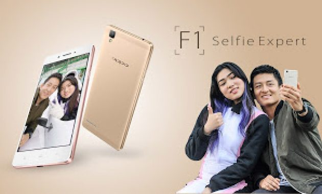 Official Firmware Oppo F1 1