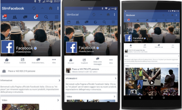 Alternatif Aplikasi Android Facebook