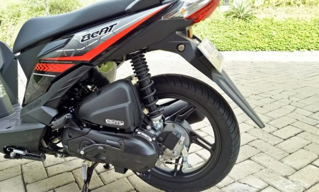 Review Honda Beat 2016