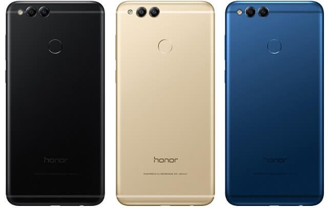 Review Honor 7X