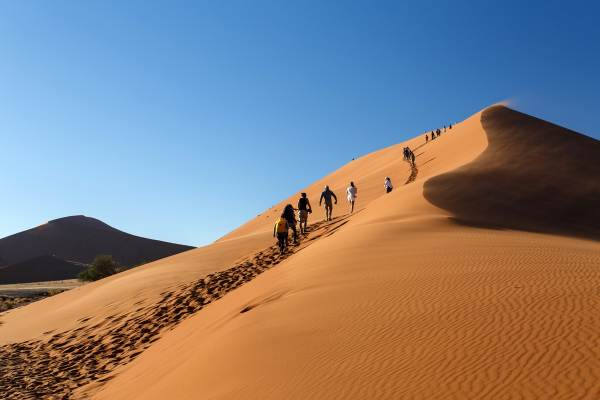 Namibia Camping Tour - Cape Town to Windhoek
