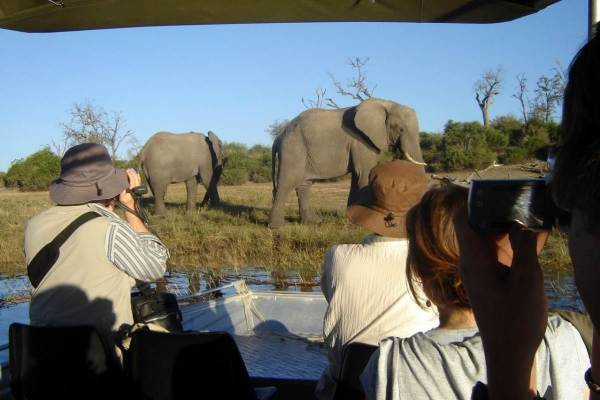 Cape Town to Victoria Falls - Lodge Tour