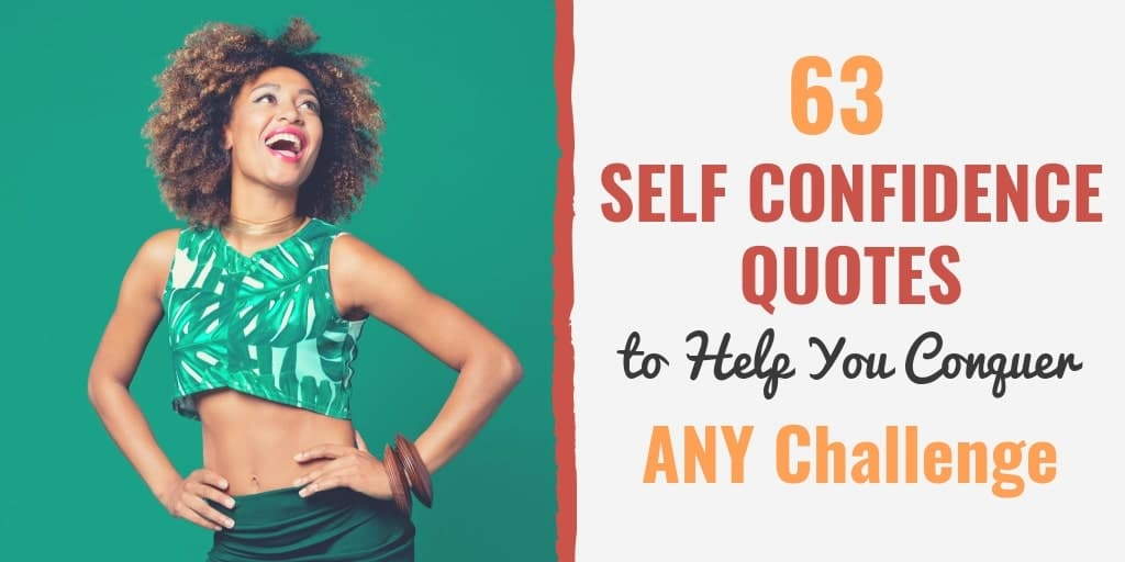 Quotes About Self Confidence And Beauty 2