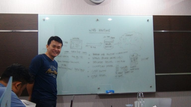 Ninja Training by our CEO (Apr 2015)