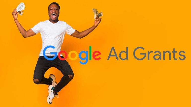 google ad grants benefits