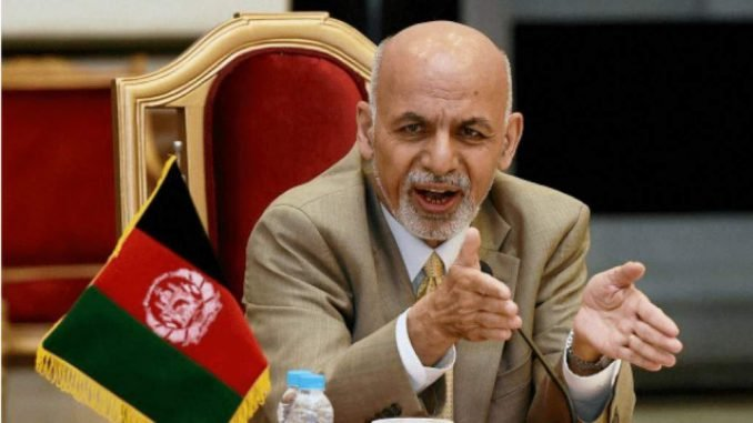 Afghan president calls for 'serious talks' with Taliban