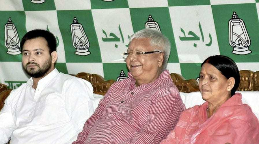 Lalu, wife, son granted bail in IRCTC scam by Delhi court