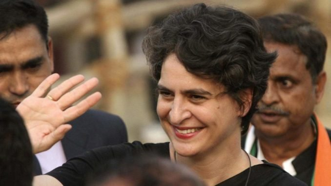 Priyanka inducted in Cong because Rahul flopped: UP minister