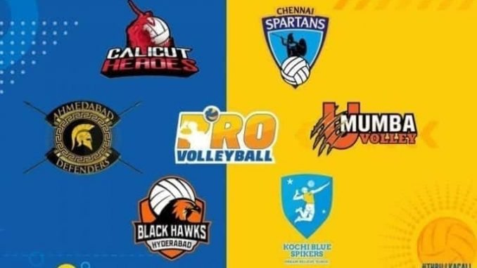 Sale of tickets for Pro Volleyball League begins in Kochi