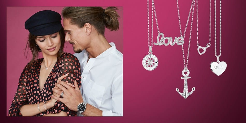 Show Your Love: THOMAS SABO Presents Sparkling Surprises For Valentine's Day