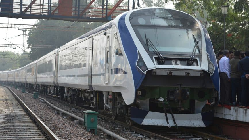 Train 18 named Vande Bharat Express: Piyush Goyal