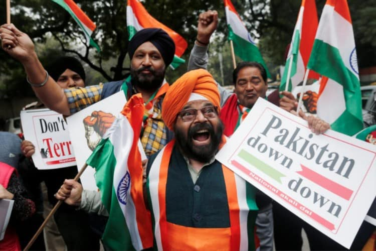 Celebrations In India And Strengthening Of Modi Support After Air Strike In Pakistan