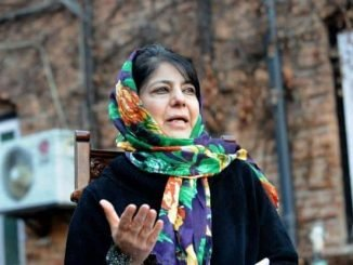 Ex J&K CM Mehbooba Mufti booked for sedition for her remark on Article 35A