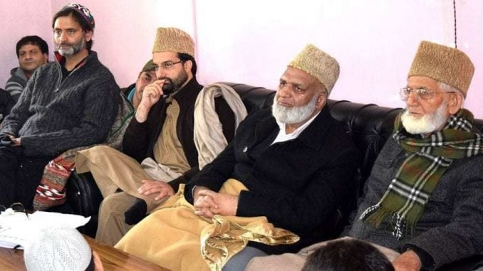 Government scraps security of Separatists after the horrifying Pulwama Attack