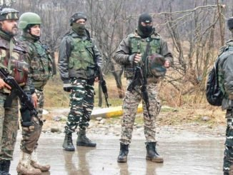 Initiating A Brutal End To JeM - 2 JeM terrorists killed in encounter in Shopian(J&K) Days After IAF Airstrike On Pakistan
