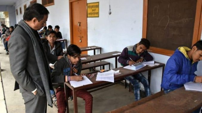 More than 40,000 students skip UP Board exams in two days amid strict checking