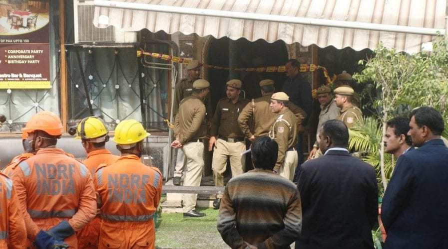 Owner of Karol Bagh hotel arrested, to be produced in court today