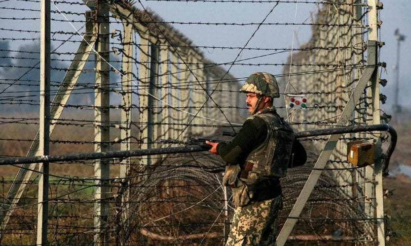 Pakistani Rangers provoke BSF by targetting Indian posts almost daily