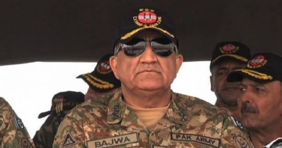 Pulwama attack: Petrified Pakistan Army Chief Bajwa visits LoC; issues 'hollow threats' to India