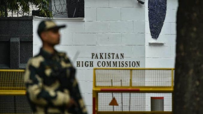Responsibility above emotions: CRPF jawans guard Pakistan High Commission in New Delhi