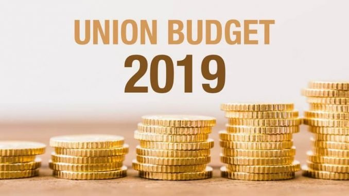 US Freedom Capital's Union Budget Commentary