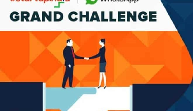 WhatsApp announces challenge for entrepreneurs, start-ups in partnership with Start-up India