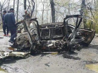 Car Blast Near Army Convoy In Banihal ;Terror Link Suspected