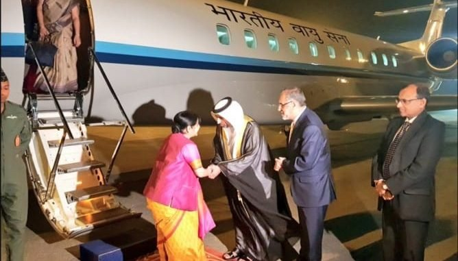 Extensive Details Of Sushma Swaraj's OIC Speech : Sushma Swaraj Represents India As Guest Of Honour At OIC Meet In Abu Dhabi