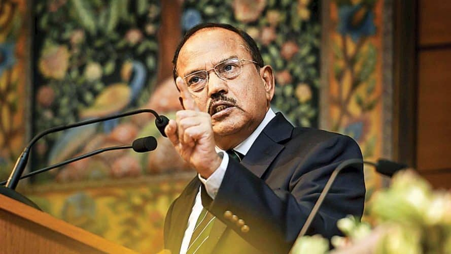 National Security Advisor Ajit Doval Speaks On Pulwama Attack