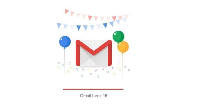 Gmail Turns 15; Adds E-mail Scheduling And Smart Composition