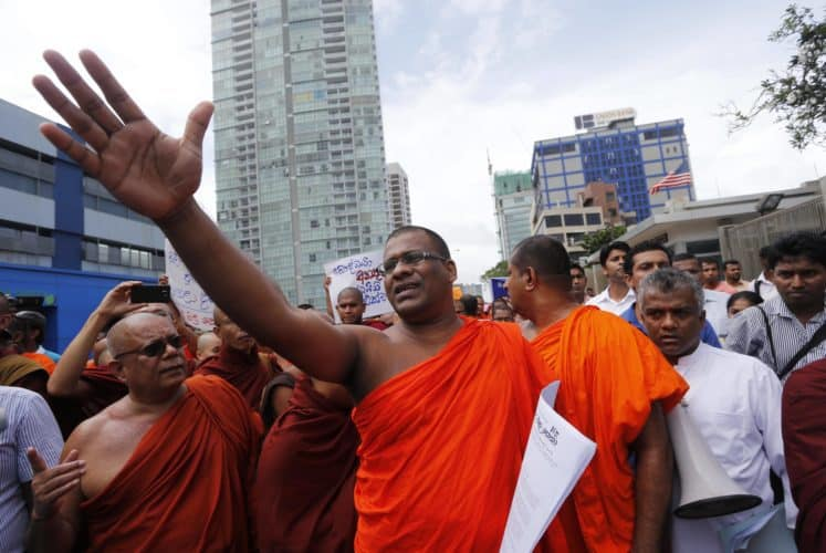 Rising Religious Tension Between Buddhists, Muslims And Christians In Sri Lanka