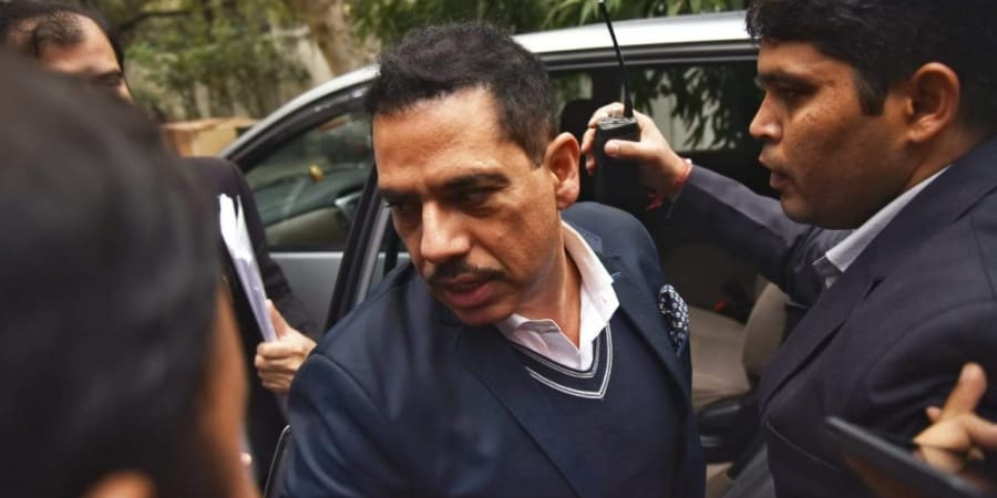 Robert Vadra To Campaigning For Congress In UP