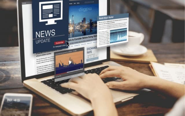Online Media Changing The Face Of Press Releases - Digpu News Network