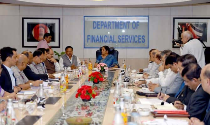Sitharaman calls for more efforts to move up further on Ease Of Doing Business rankings
